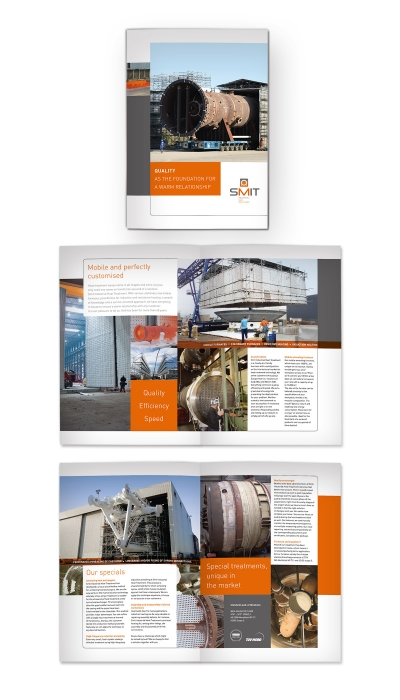 smit portfolio maek industrial heat treatment corporate brochure